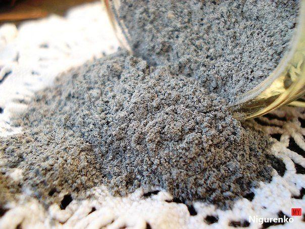 Акивированный уголь очищает не только желудок