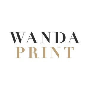 Wanda Print | Productions and Creative Studio. Design is TIGHT!
