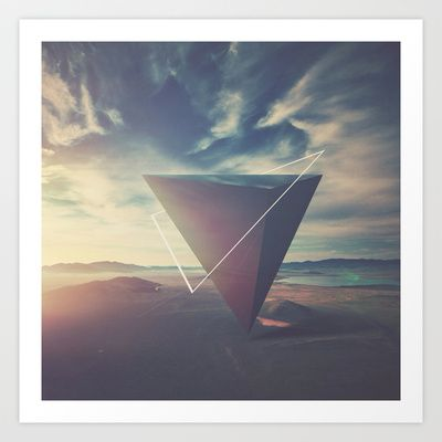 First Light Art Print by DEFY - $37.44