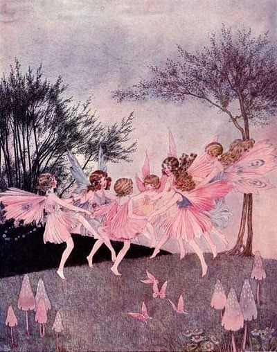 The Land of Heart's Delight - The Little Fairy Sister (1923)