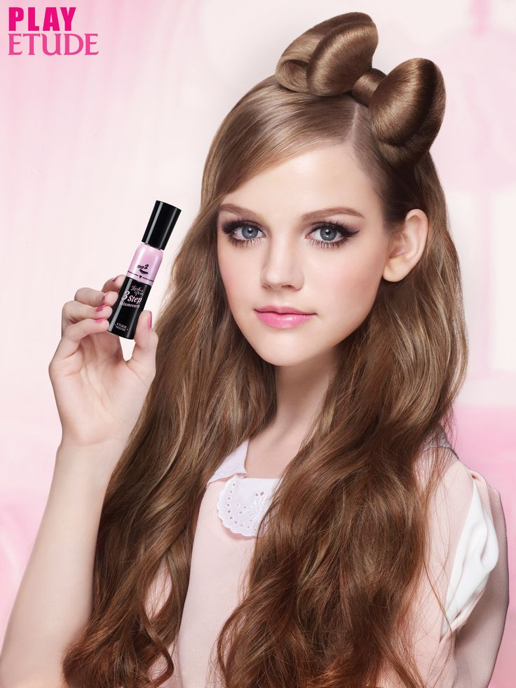 Dakota Rose for Etude House cosmetics