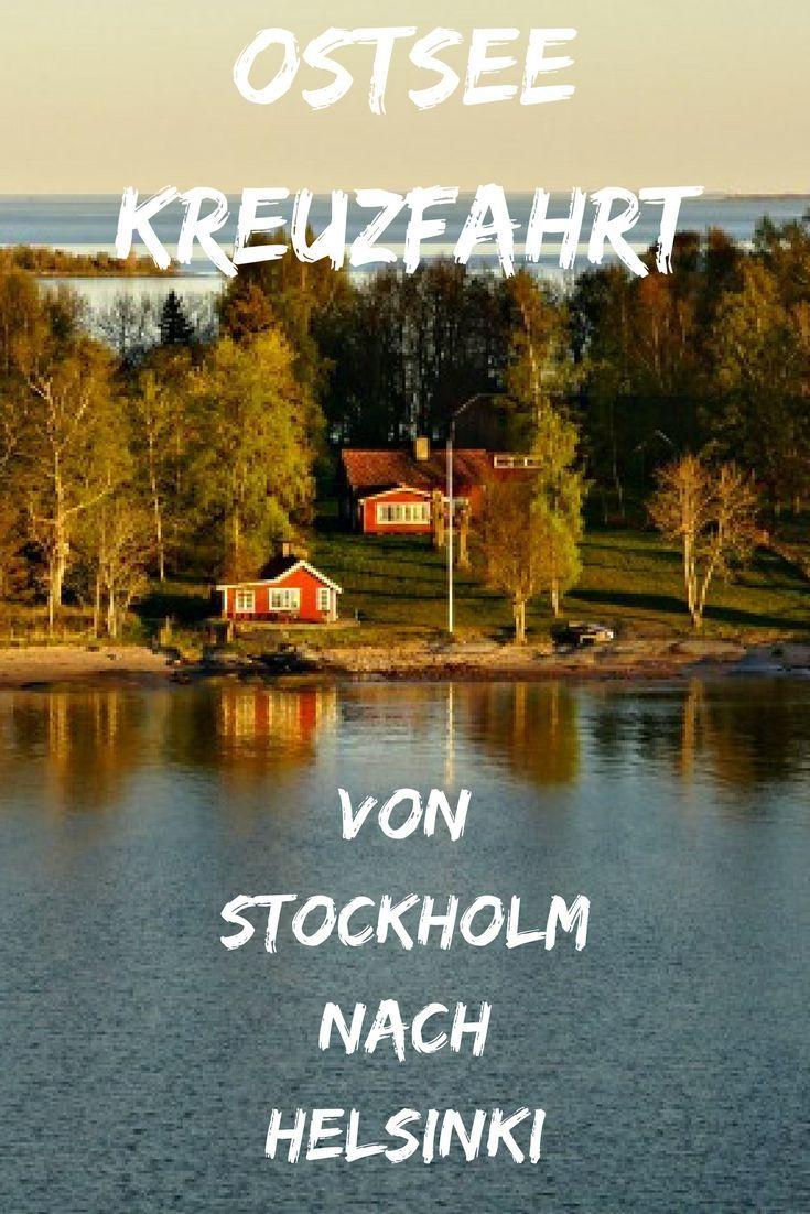 Von Stockholm nach Helsinki mit der Silja Symphony war ein wunderbares Erlebnis. Ich kann diese Fährfahrt unbedingt weiterempfehlen. Warum? Lies hier!