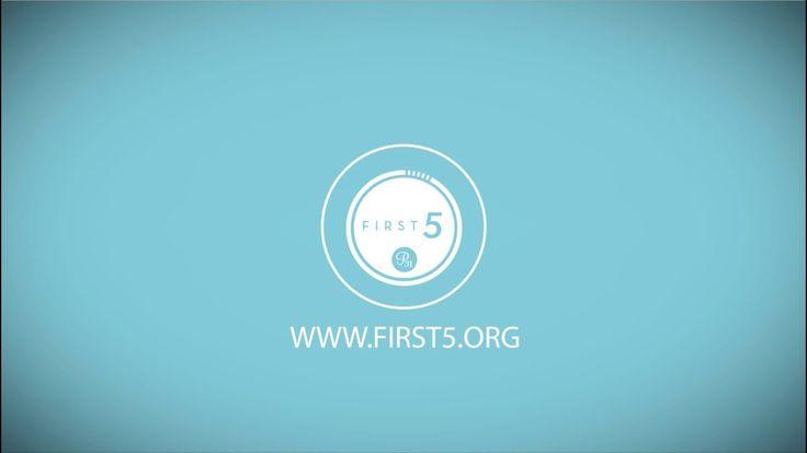 First 5: Living Faith Week 4