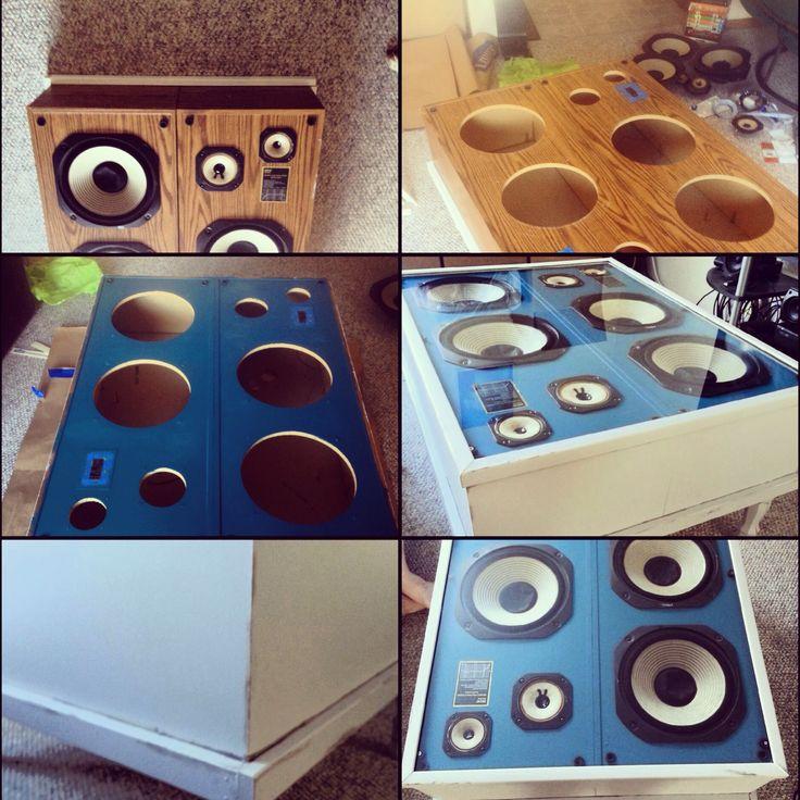 25+ Best Ideas About Speaker Shelves On Pinterest