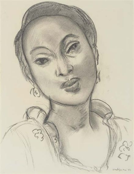 Henri Matisse, Carmen