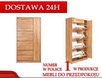 szafka szafki na buty MALTA SM wysyłka 24H