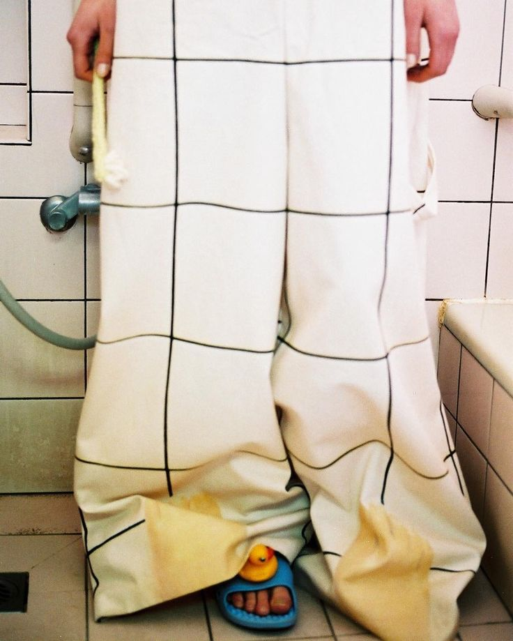 clipped out clothes(2014) ぬけおちた服をテーマに製作したエスモードの卒業コレクションですオリジナルのプリントです#pitecanthropus #esmodjapon #tokyofashion  #fashion #collection #tokyonewage by pitecan_ouhashi