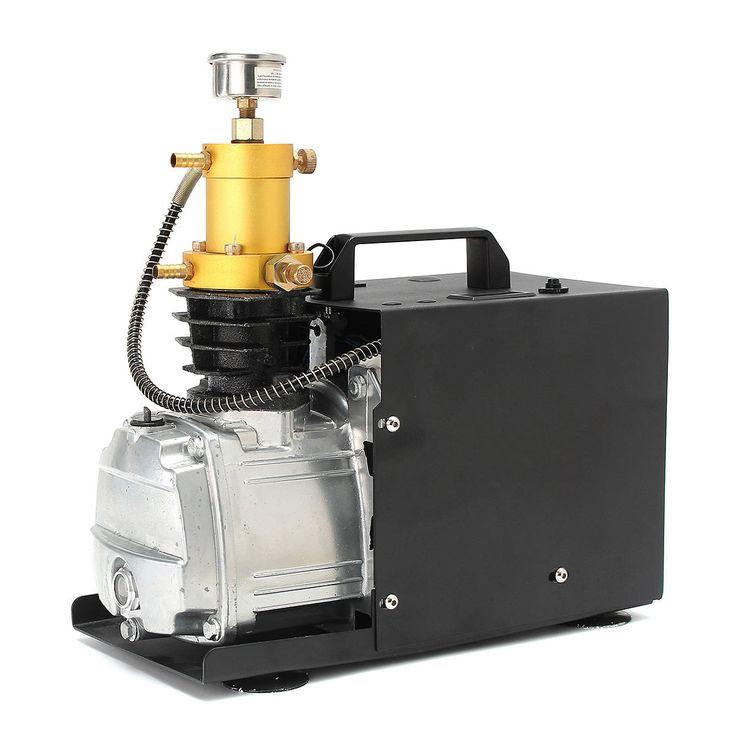 220V 30Mpa Elektrischer Kompressor Pumpe PCP Portable Air Pumpe Hochdruck Verkauf - Banggood.com