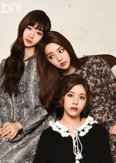 [ Daye - Sehyung - Gowoon ]