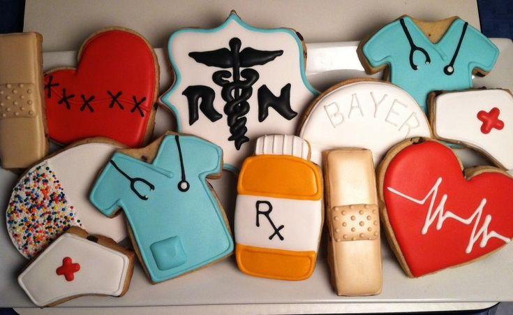 RN nursing cookies   Cookie Connection