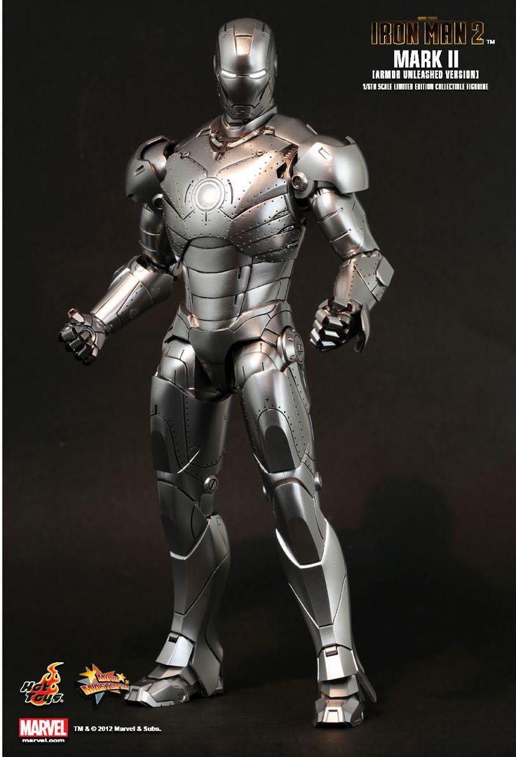The avengers 2 iron man anzug