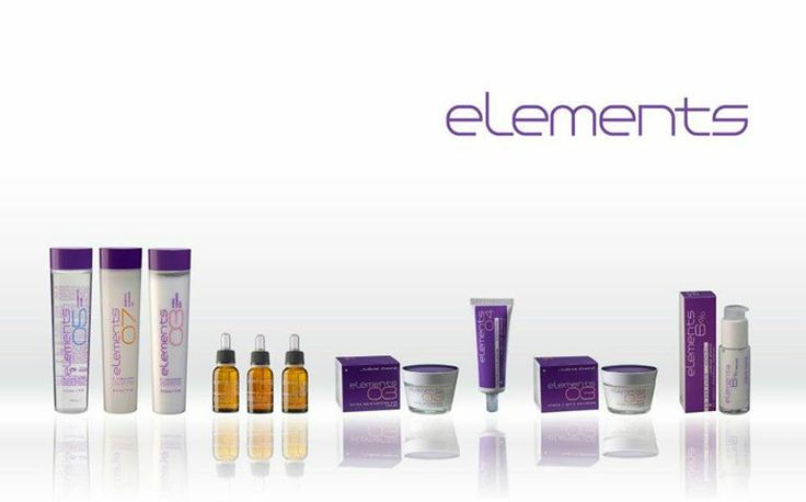 Products from Elements range
