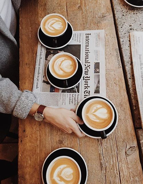 How to Talk to a Girl at a Coffee Shop