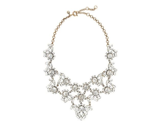 Bridal Statement Necklaces | Featured on WedLoft