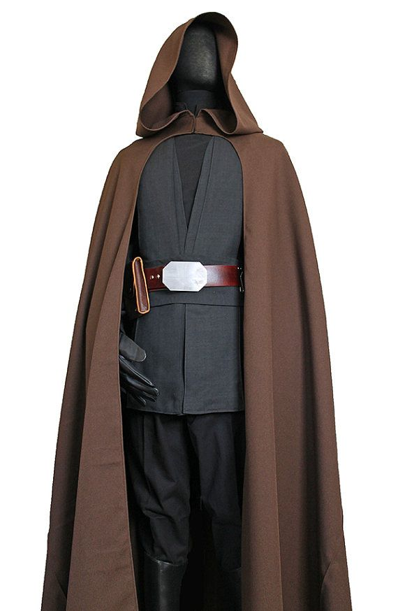 Luke Skywalker - inspired Jedi Costume Ensemble