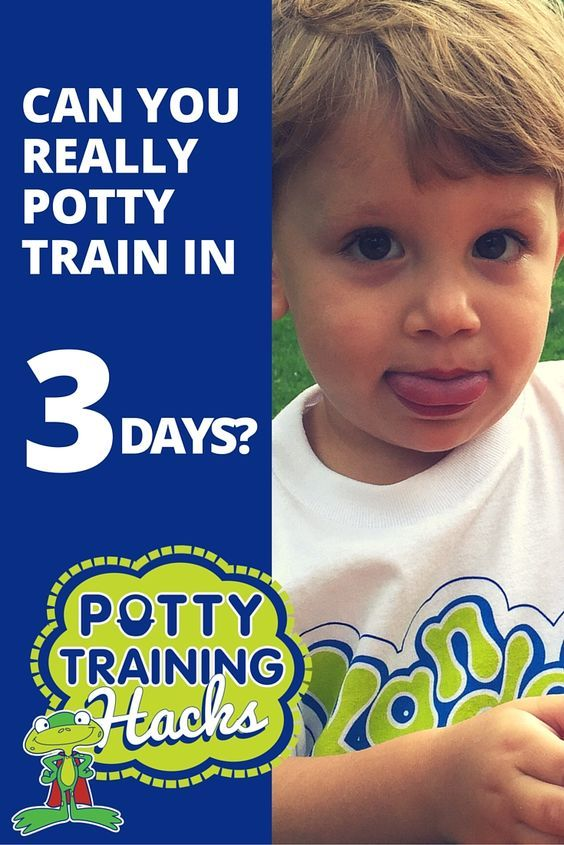 how to potty train your toddler boy in 3 days