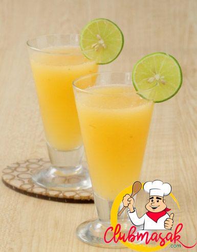 Resep Jus Jeruk Lemon, Resep Aneka Jus dan Mamfaatnya, Club Masak