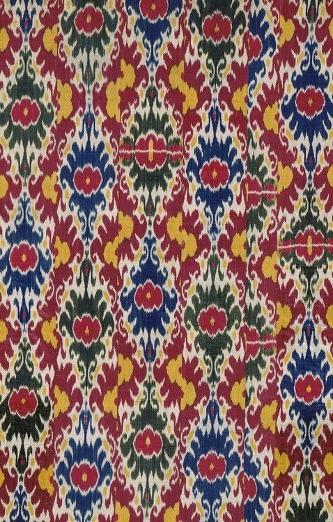 Wrap Uzbekistan The Smithsonian Museum of Asian Art