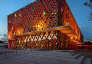 A+ architecture: jean-claude carriere theatre
