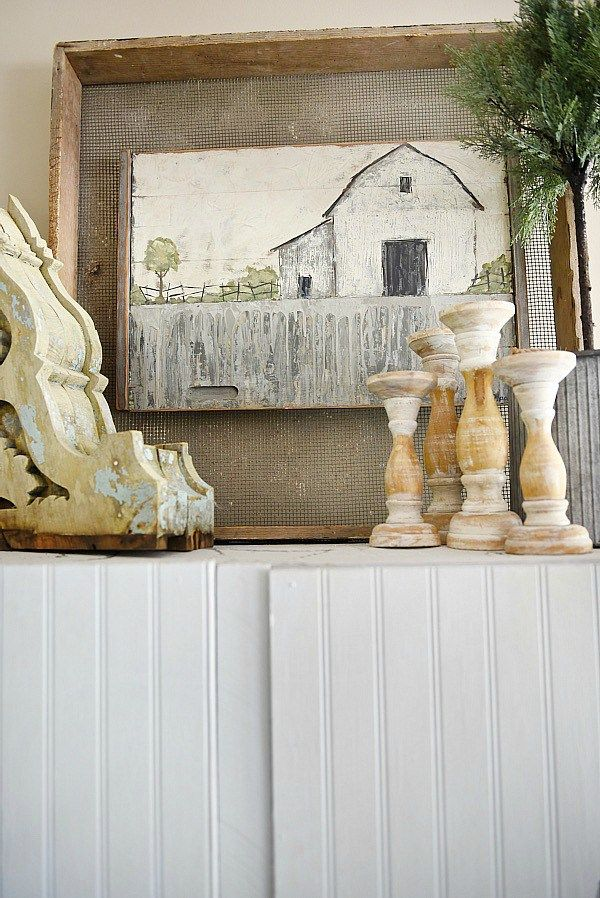 Best 25 Farmhouse Paintings Ideas On Pinterest