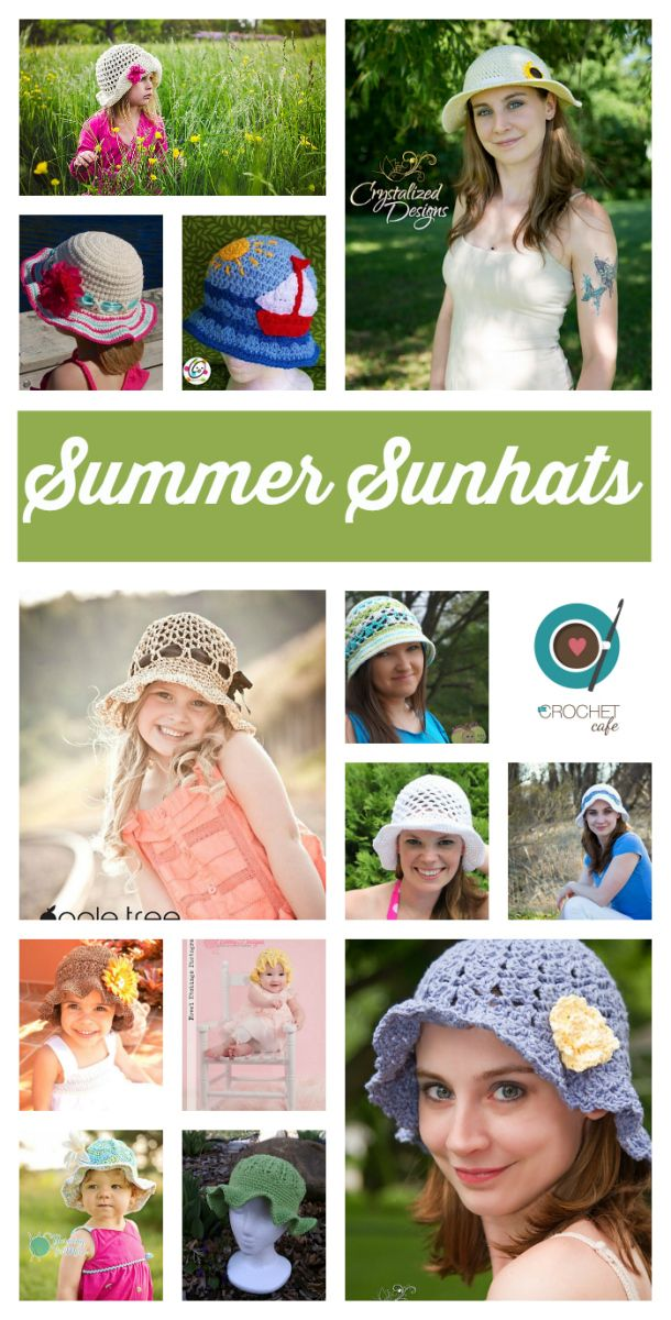 Summer Sunhats