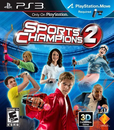 Sports Champions 2  Playstation 3 *** For more information, visit image link.Note:It is affiliate link to Amazon.
