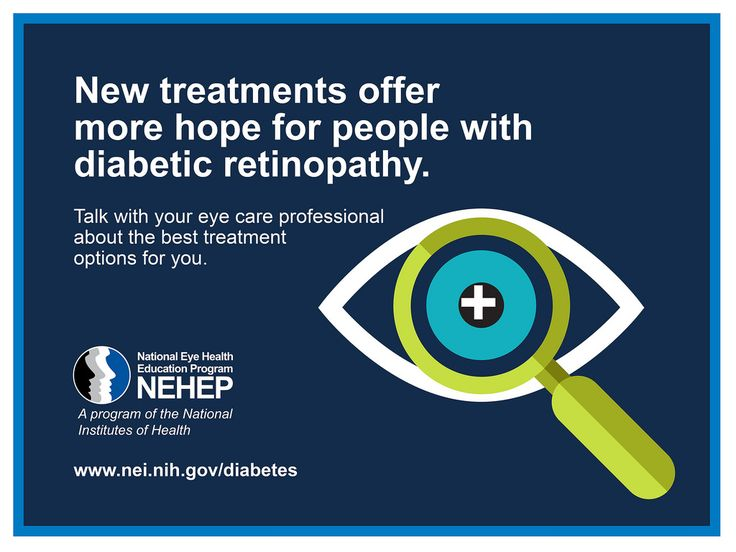 New treatments offer more hope for people with diabetic retinopathy.