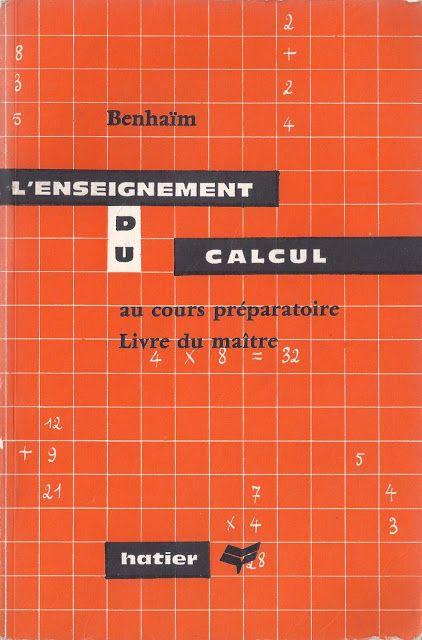 L'Enseignement du calcul CP (livre du maître)