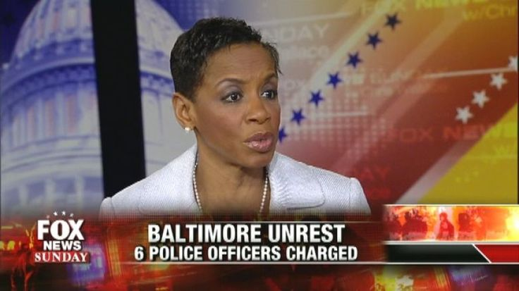 5/3/15 - Wallace to Dem Rep: 'Have Liberal Policies Failed Baltimore?'