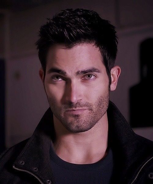 "{ Tyler Hoechlin } ""I'm Derek. I am the Alpha. As a part of my pack you will do whatever I say and always follow my rules. Kill with me or get killed. That's how it goes here. I am 21 and single. I'm not looking for anybody because it doesn't matter. If you disobey me you will not like the consequences."""