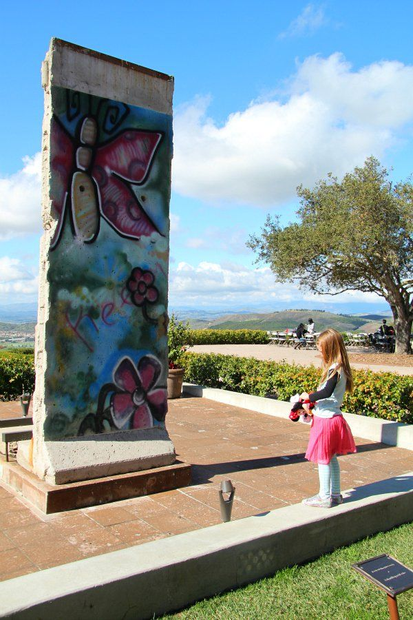 Why you Should Visit the Ronald Reagan Presidential Library With Kids - Ronald Reagan Presidential Library Berlin Wall