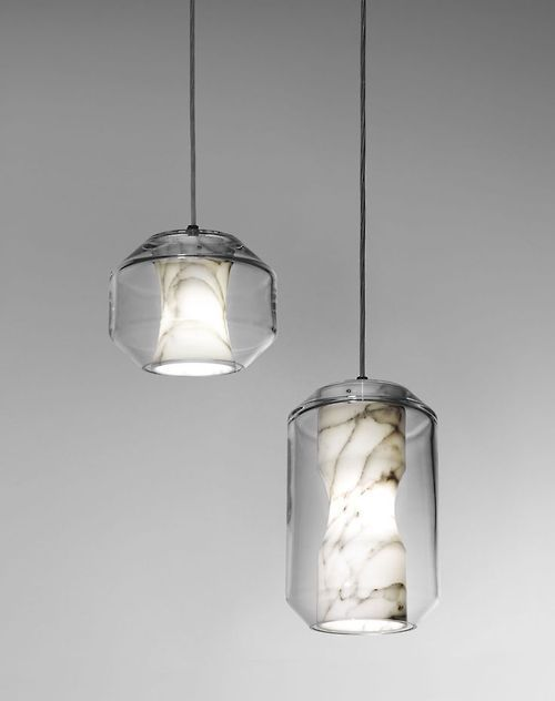 thedesignwalker:  'Chamber Light', Nouveau Rebel Collection by Lee Broom