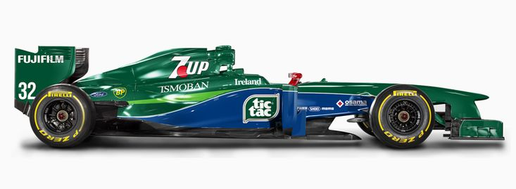 Classic Liveries Imagined On 2013 Formula 1 Racecars