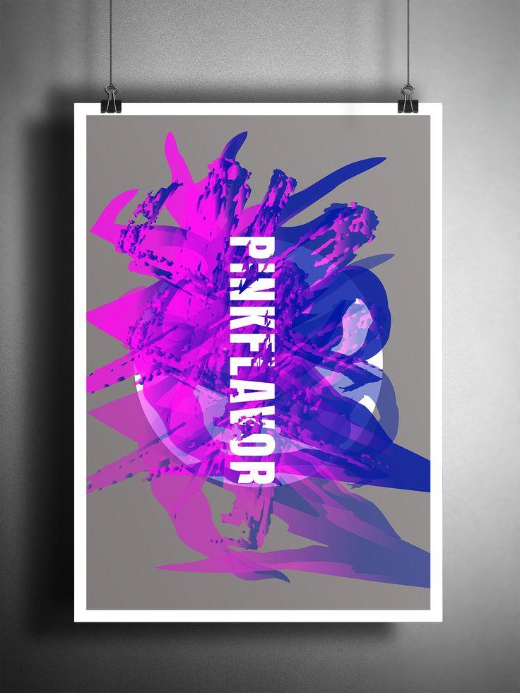Se mit @Behance-projekt: \u201cDigital and screenprinting POSTER\u201d https://www.behance.net/gallery/52727467/Digital-and-screenprinting-POSTER