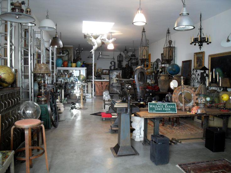 Uncharted Antiques Of Pasadena, California