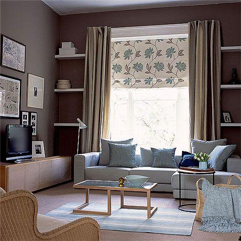 14 ides couleur taupe pour dco chambre et salon - Idee Deco Salon Taupe