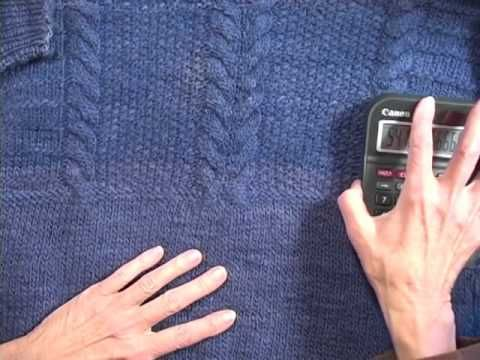 How do you combine pattern stitches and keep the gauges compatible? How do you add a cable to a sweater front? Come to http://cherylbrunette.com and join my ...