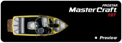 MasterCraft prostar 197