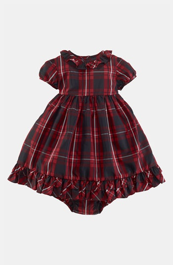 Ralph Lauren Baby Christmas Dress