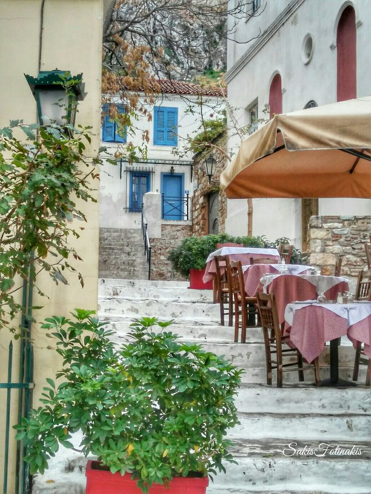 Plaka,Athens,Greece
