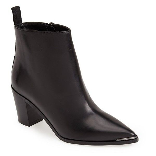 Acne Studios 'Loma' Pointy Toe Bootie found on Polyvore