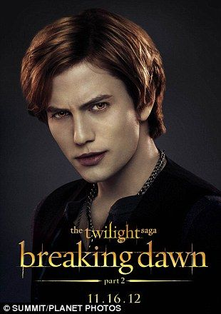 Breaking Dawn part 2 Jackson Rathbone as Jasper Hale: Dawn O'Port, Jaspercullen, Jackson Rathbon, Jasper Hale, Twilight Saga, Twilightsaga, Twilight Break Dawn, Jasper Cullen, Jacksonrathbon
