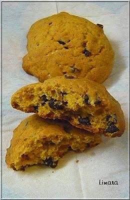 Limara péksége: Sütőtökös keksz