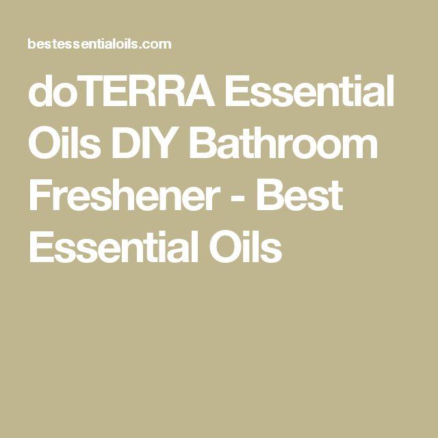 Best 25 Bathroom Freshener Ideas On Pinterest  Poo Spray Toilet Classy Bathroom Air Freshener Decorating Design