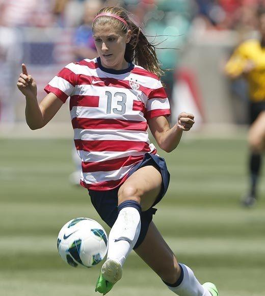2012 Summer Olympics hotties: Alex Morgan, soccer