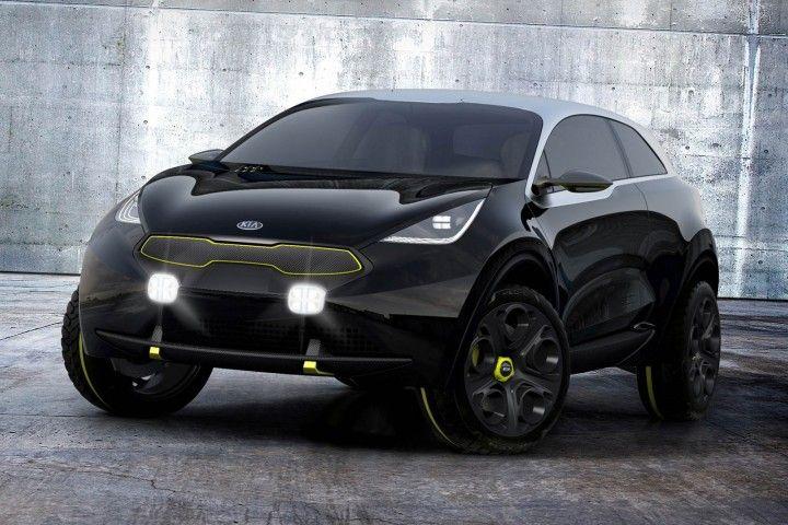 Kia Niro Concept preview