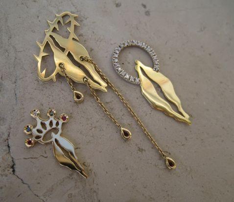 i #gioielli di Morgana Orsetta Ghini #Jewels by Morgana Orsetta Ghini