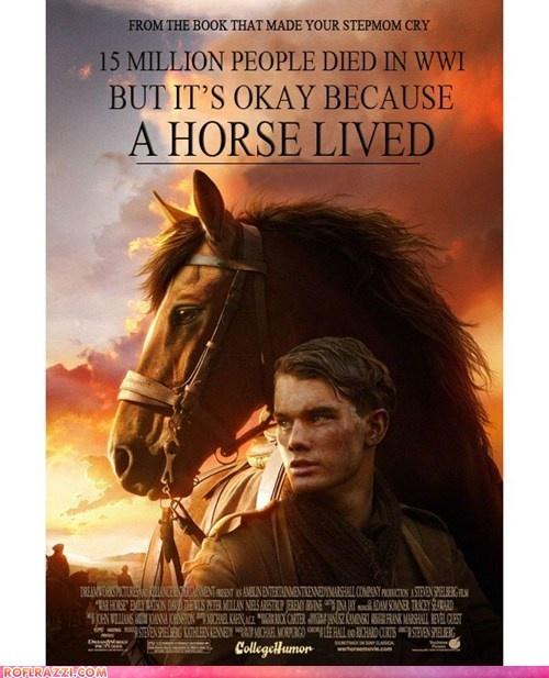 If War Horse was honest...