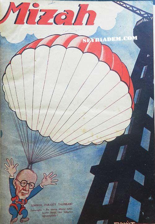 Mizah (1. dönem) 1948-12 Temmuz 1946 tarihinde yayımlanmaya başlayan Mizah dergisinin ilk dönemi Ramiz Gökçe'nin sağlık durumunun kötüleşmesi dolayısıyla 7 Eylül 1951 tarihli 267 nolu sayı ile on bulmuştur. Dergi neredeyse sadece Ramiz tarafından çıkarılmaktadır. Bununla birlikte, Münif Fehim de eserlerini dergide yayımlamıştır. Tek parti döneminin son dönemlerinde yayımlanmaya başlayan dergide genellikle CHP – demokrat Parti kavgalarına yer verilmiştir.