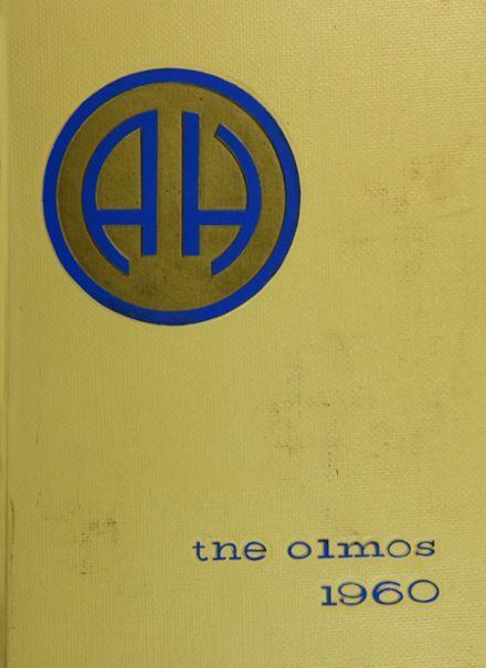 1960+Alamo+Heights+High+School+Yearbook+via+Classmates.com